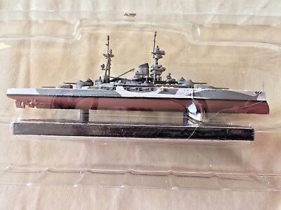 Atlas Editions De Agostini Legendary Warships - 7134116 Hms Ramillies  - Boxed
