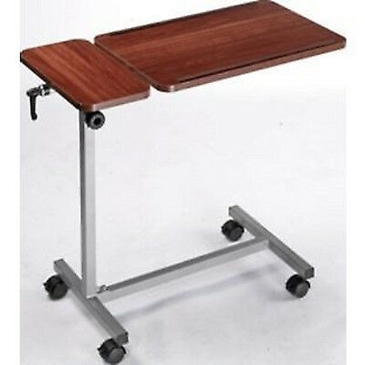 (NO TILT) Deluxe Overbed Table 865/0971