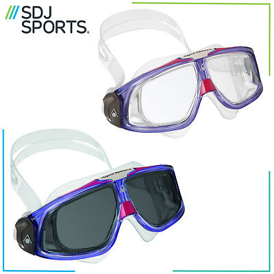 Aqua Sphere Seal 2.0 Lady Women's Adult Uv Anti-Fog Swimming Triathlon Goggles