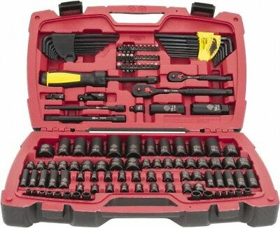 Stanley 141 Piece Mechanic's Tool Set Comes with Blow Mold Box