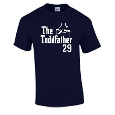 New York Yankees inspired Todd Frazier Toddfather 29 T shirt