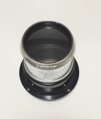 """18"""" Silver Spencer Petzval Projection Lens"""