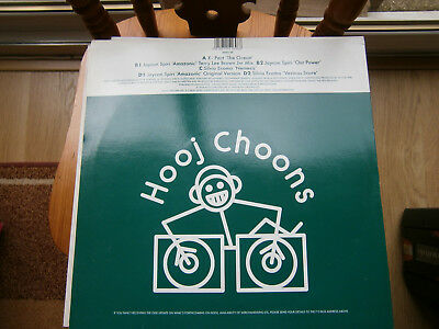 Various Artists - projects e.p vol 1 - Hooj Choons - 1998-12inch-14