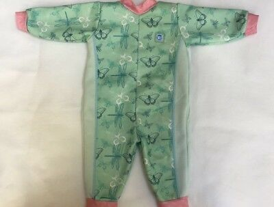 Splash About Warm In One Dragonfly Girls Age 6-12 Months Wetsuit