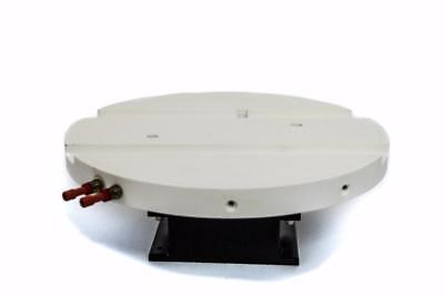 VEECO Ceramic Vacuum Wafer Chuck 300 mm W/ Leveling Table (4230)