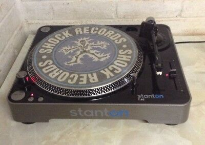 Stanton T.62 Direct Drive DJ Turntable Deck