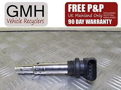 Volkswagen Polo 6R 1.2 Petrol Ignition Coil / Coil Pack  4 Pin Plug  2009-2014¿
