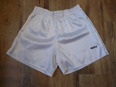Vintage Masita Shiny Nylon Football Shorts Glanz Sz Medium* (S076)