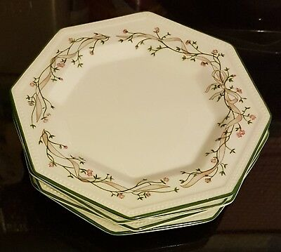 Eternal Beau small side plates 4 available in mint condition
