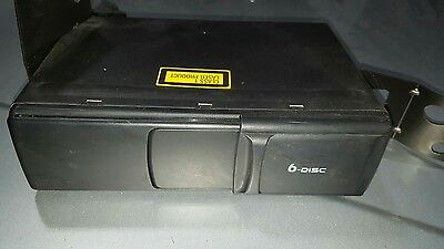 Genuine Vw Volkswagen 6 Cd Compact Disc Cd Changer Golf Cabriolet