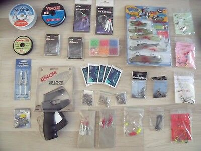 Job Lot Of Sea  Fishing Terminal Tackle Brand New
