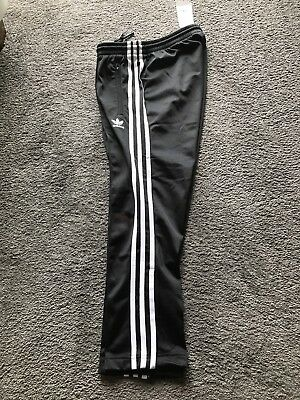 adidas 3/4 Length Slim Fitting tracksuit bottoms