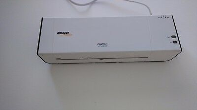 Amazon Thermal Laminator with 90 Cover Sheets