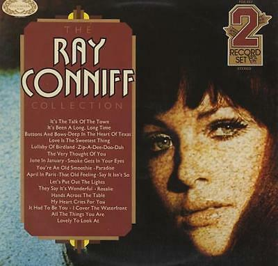 Ray Conniff The Ray Conniff Collection UK 2-LP vinyl record (Double Album)