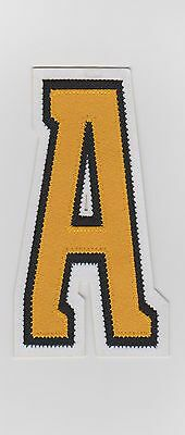 2013/2014 Alternate Captain A Patch For Boston Bruins Jersey
