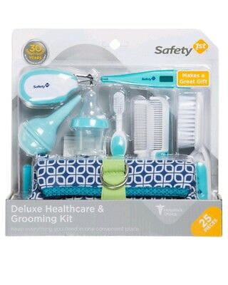 Safety 1st® Deluxe Healthcare & Grooming Kit