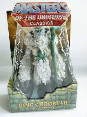 Masters Of The Universe Classics King Chooblah  Actionfigur Heman Motu