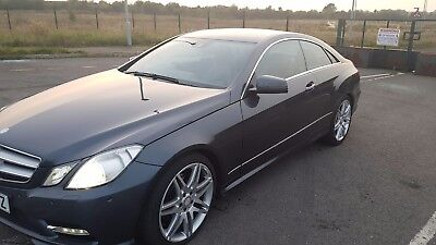 2013 Mercedes e350 coupe amg pack. 7g tiptronic. 6k of upgrades. Red leather