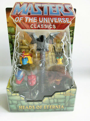 Masters Of The Universe Classics Heads Of Eternia  Actionfigur Heman Motu