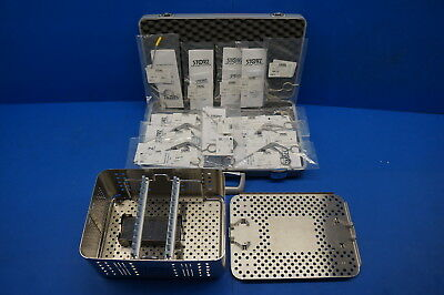 Karl Storz SILCUT 28171 Series with Cleaning Port ~ Arthroscopic Punch set