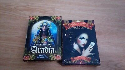 Gospel of Aradia and Divine Circus Oracle Bundle - published by Blue Angel