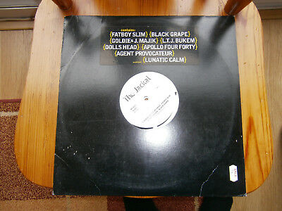 Fatboy Slim Going Out Of My Head - 12inch 2 disc-various 1997, -14