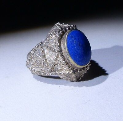 Nice Post Medieval Silver  Ring - No Reserve!!! 007