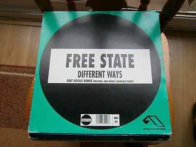 free state-different ways-12 inch 2