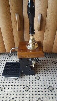 Angram  CQ  Hand pull beer pump