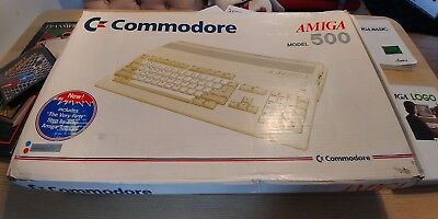 Amiga Commodore A500 with Extras