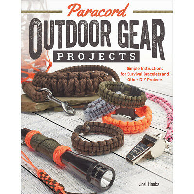 Fox Chapel Paracord Outdoor Gear Projects FOX-8466