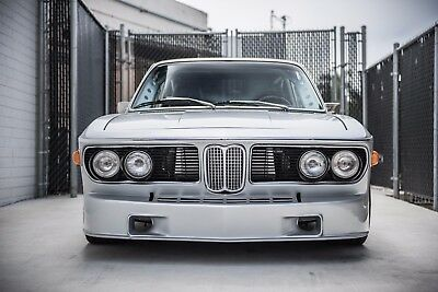 1970 BMW Other  1970 BMW 2800 CS - Turbo M30B35 3.5L 450rwhp 5 Speed Manual - Rust Free Chassis