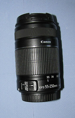 Canon EF-S 55-250 mm F/4.0-5.6 II IS Objektiv