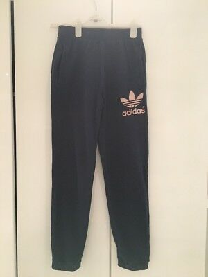 Adidas Track Suit Bottoms 13-14 Years
