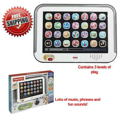 Baby Activity Tablet Educational Toys For 1 2 Year Old Toddlers Smart Learning