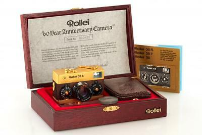 Rollei 35S Gold Edition // 30178,1