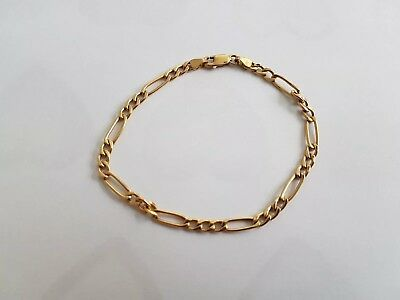 9ct gold bracelet. Too good to simply scrap