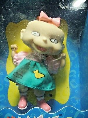 "Vtg Rugrats Collectible 4"" Baby 'Lil' Nickelodeon 69254 Mattel toy"