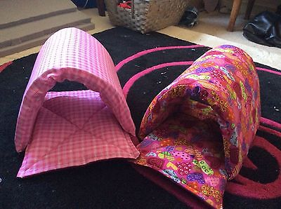 Guinea pig tunnel/bed