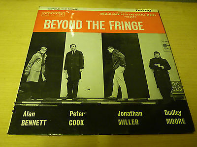 Beyond the Fringe Vinyl Mono