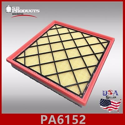 2012 2013 2014 Air Filters 6152 Fits: 2011 2015 Chevrolet Cruze 1.4L 4Cyl Eng