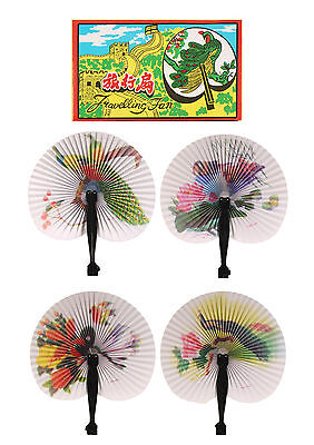 Paper Chinese Folding Hand FANS Party Bag Filler Loot Wedding Kids Gift Favour