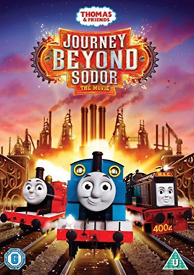 Thomas & Friends Journey Beyond Sodor Th  DVD NEW