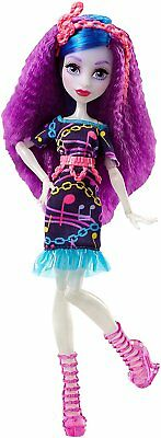 Monster High Monstrous Hair Ghouls Doll Electrified Ari Hauntington