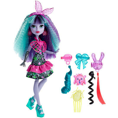Monster High Monstrous Hair Ghouls Doll Electrified Twyla