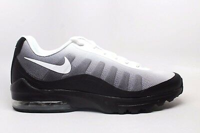 Details about NIKE Air Max INVIGOR PRINT Mens Size 9.5 Black White Running Shoes 749688 010
