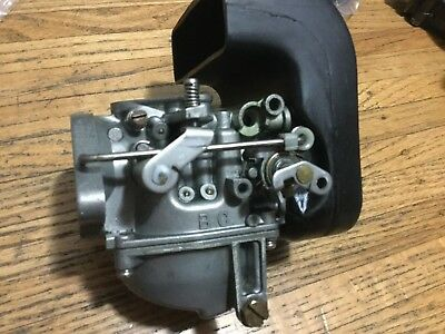 2008 Mercury 25HP CARBURETOR 853720A 8 COVER 853728 1 2-stroke