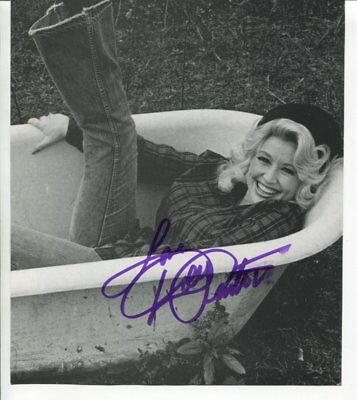 DOLLY PARTON autograph HAND SIGNED 5963