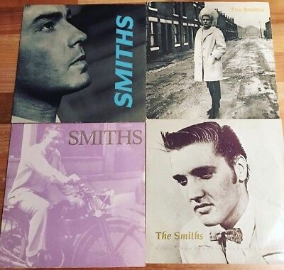 "The Smiths 7"" lot"
