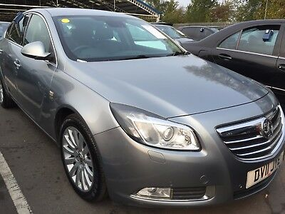 2011 Vauxhall Insignia 2.0 Cdti 160 Elite Auto, Sat Nav, Leather, Climate,alloys